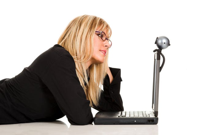 All it takes is clicking on the wrong link, and you could download malware that allows someone else to take over your computer. Hackers can then steal info, and take photos and videos using your webcam, without you ever knowing someone was watching. DepositPhotos (courtesy)