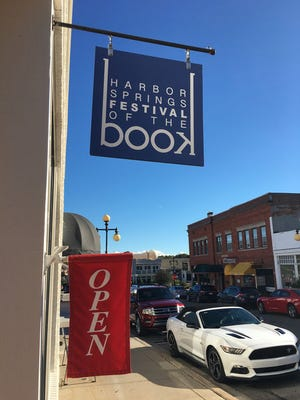 Courtesy photoThe Harbor Springs Festival of the Book office is located at 160 State St., Harbor Springs.