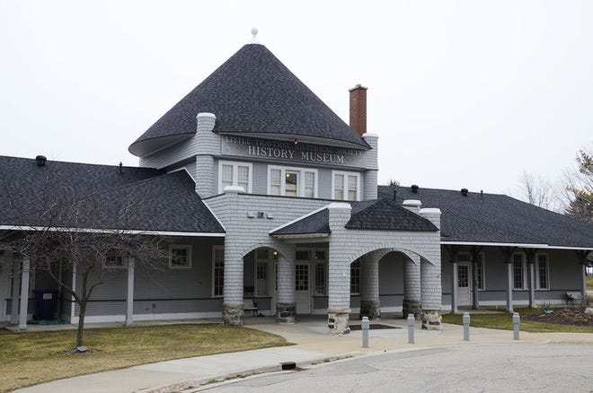 The Little Traverse Historical Museum is shown. File photo