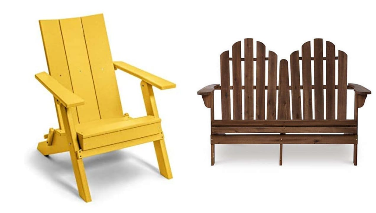 Top-rated Adirondack chairs that are in-stock now