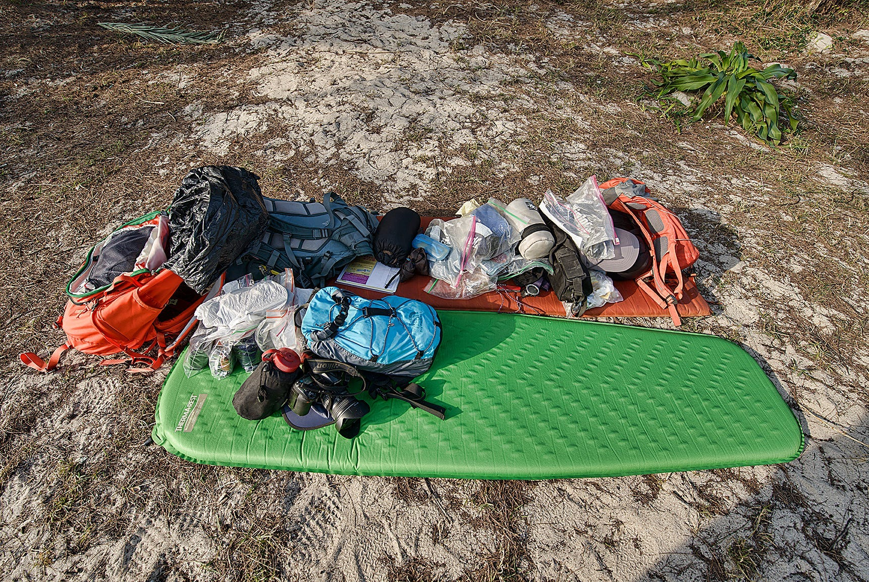 Expert tips for how to pack light on your next hiking trip