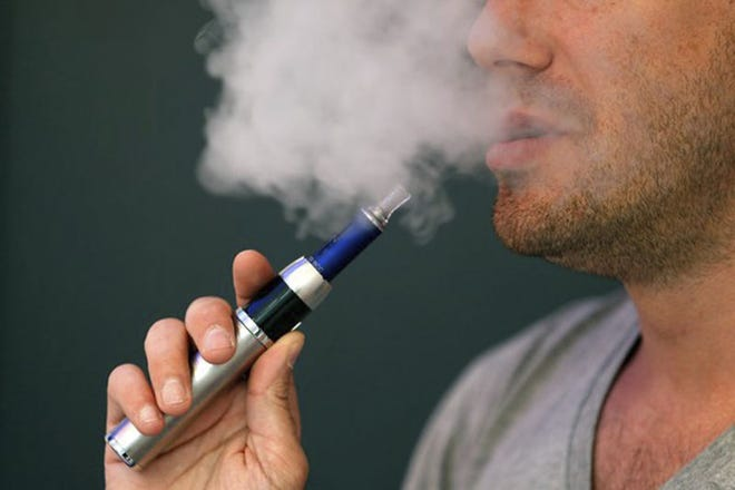 Electronic-cigarette use has grown.