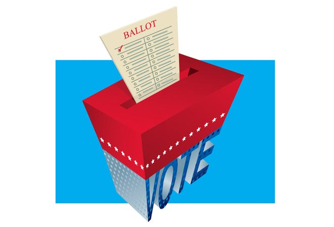 The Wayne County Board of Elections convened Thursday morning, June 3, to address 28 mail-in ballots which were returned to the county without a date written on the mailing envelope.