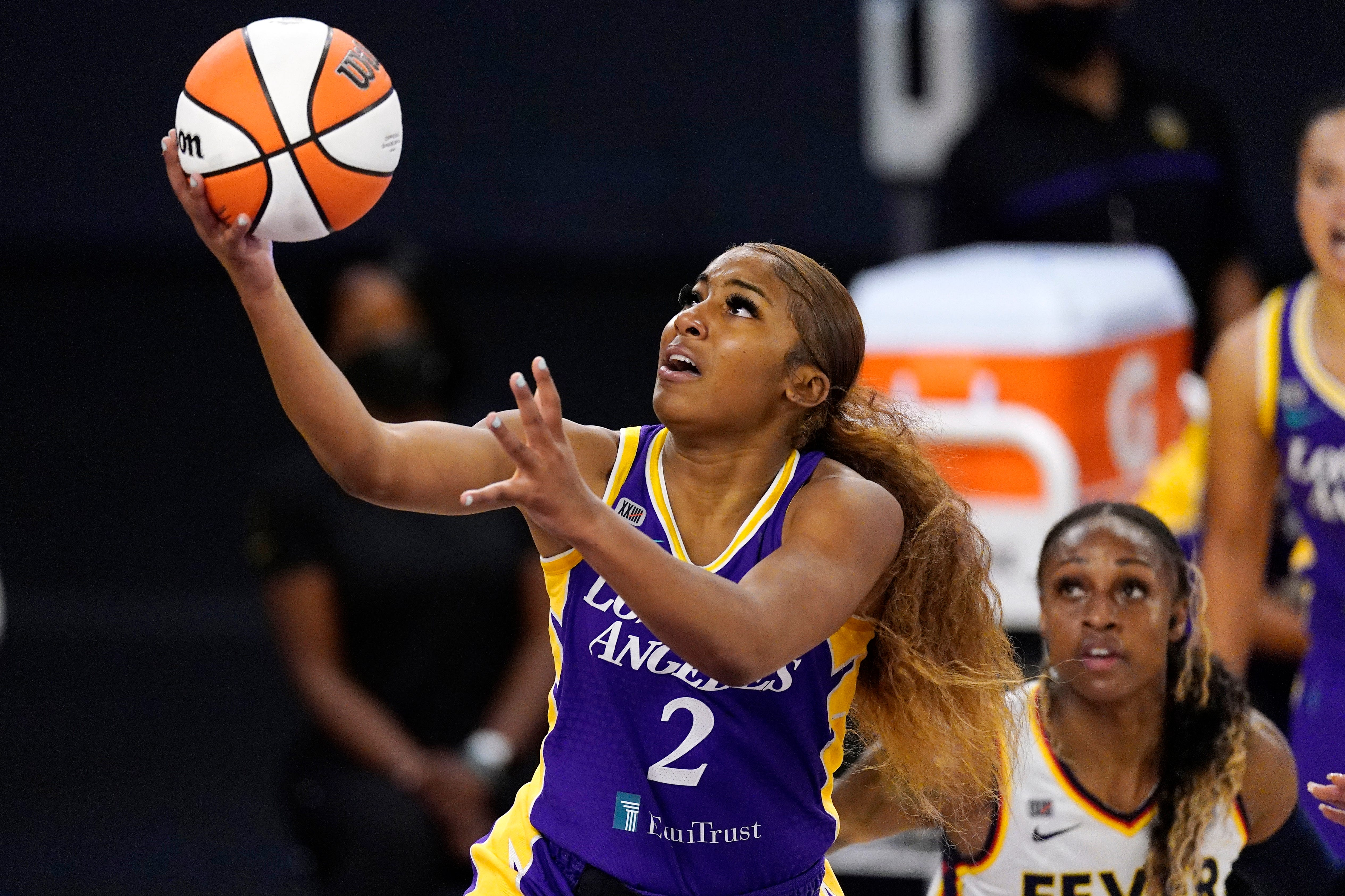 Jordan Brand makes history by partnering with 11 emerging WNBA players
