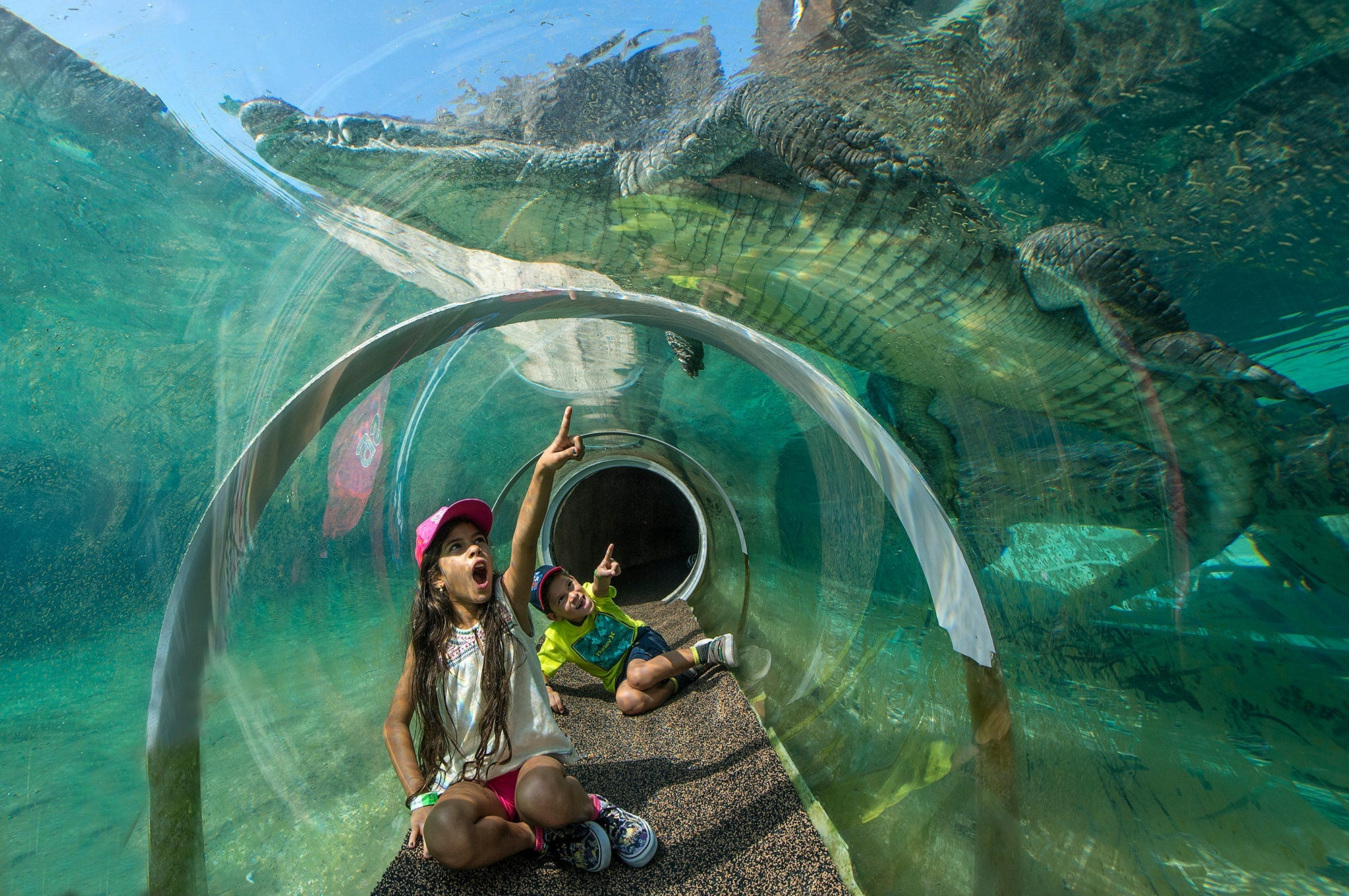 Cast your vote for the best attractions to visit this summer