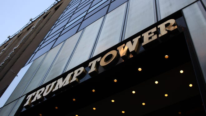 1. The Trump Organization     • 2021 score:  56.9     • Change in rank:  down 1    ALSO READ: The World's 25 Least Admired Companies