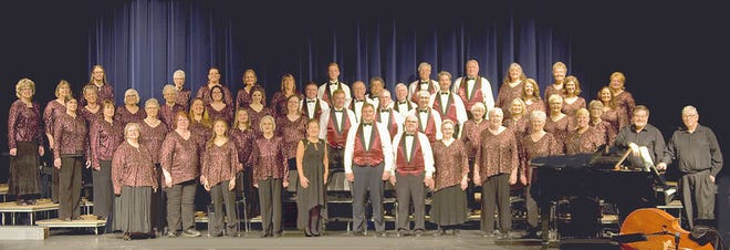 Registration to sing in the Northern Michigan Chorale's 39th Annual Holiday Concert is scheduled on Aug. 23 and 30.