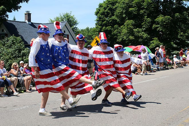 Horton Bay is bringing back its annual 4th of July parade following the pandemic.