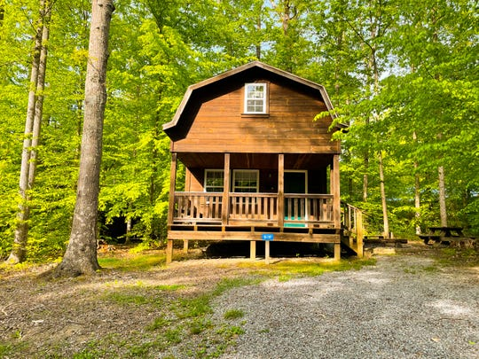 Cabin at Adventures on the Gorge