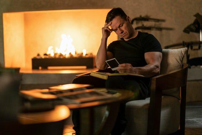 "Mark Wahlberg stars in ""Infinite."""