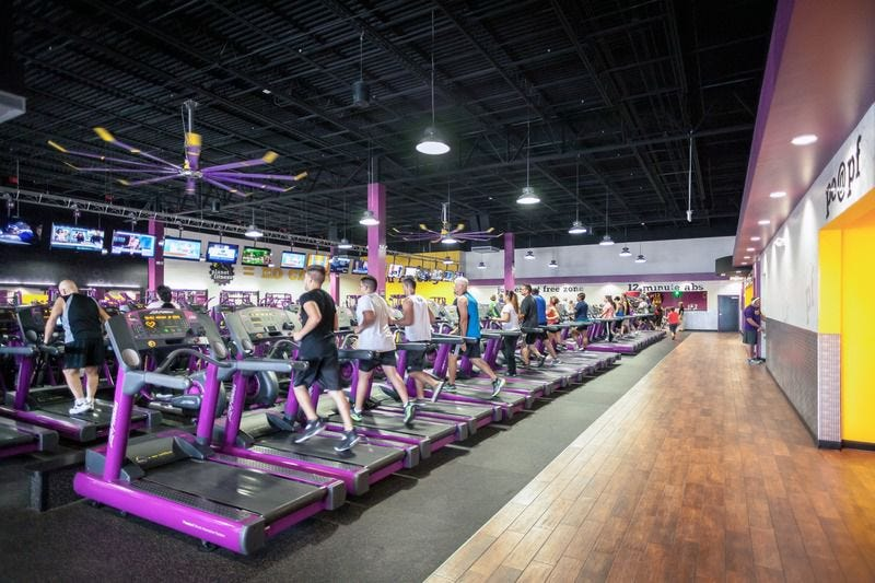 Planet Fitness Taking Over Vacant Kmart Building In South Bend