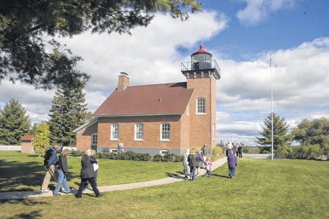 The Harbor Springs Area Historical Society has announced the return of its popular tour of the Little TraverseLighthouseon Harbor Point on Oct. 1 and 2. Courtesy photo