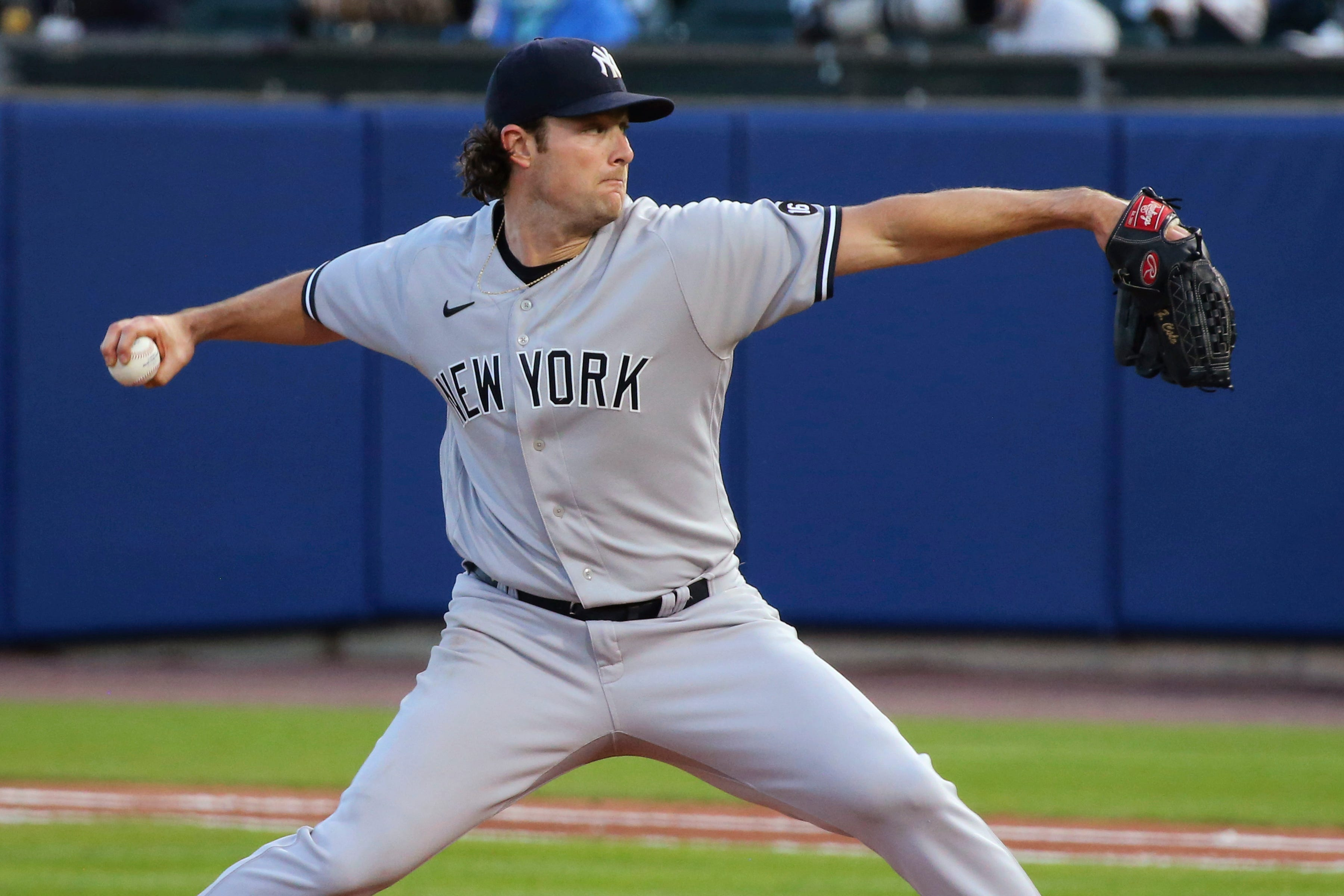 Yankees ace Gerrit Cole airs frustrations with gripping baseball, tells MLB to  talk with us