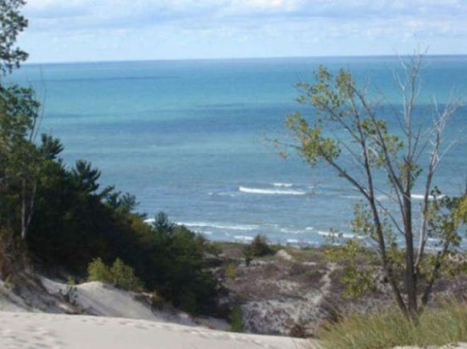 A view of Lake Michigan is shown. (File photo)