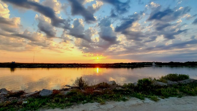 Texas: Bahía Matagorda • Atracciones turísticas: playas, pesca, marisquerías