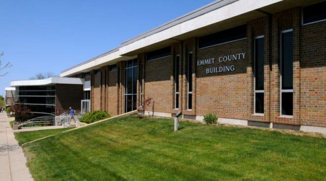Emmet County building