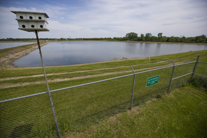 Ripley and Ravenswood use lagoons for their sewer treatment.