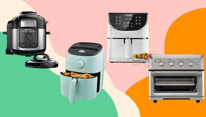 Prime Day 2021: The best air fryer deals from Ninja, Cosori and more