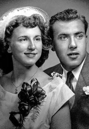 Bernie & Ruth Schrome