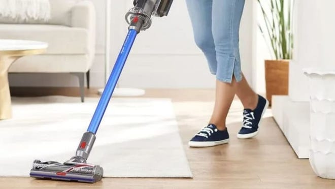 There's Dyson vacuum sale options available on a number of our favorite models.