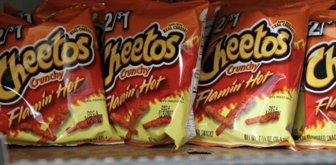 Bag of Cheetos