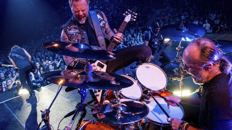 Metallica Scholars Initiative awards $100,000 to Victor Valley College for career training