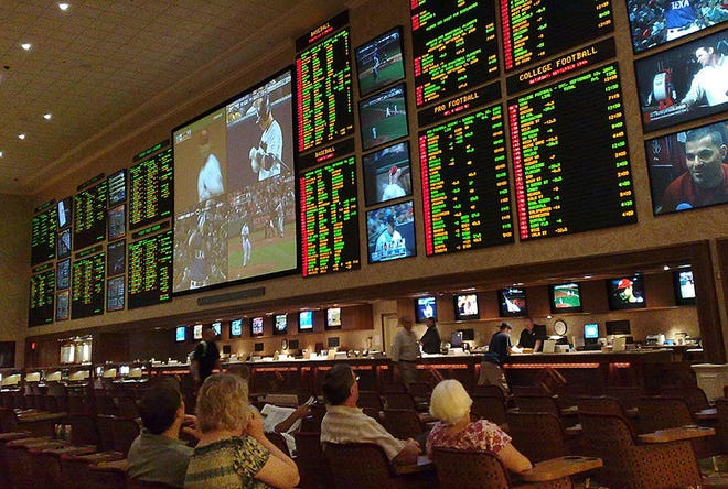 Louisiana's first sports books could be ready to take their first bets on Oct. 1.