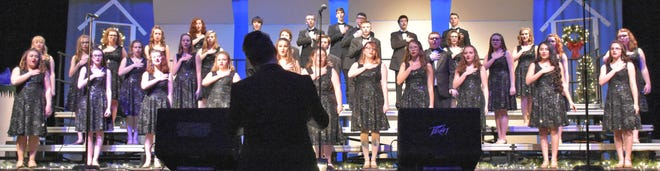 Valley Classics sang beautifully with a full-house in attendance.