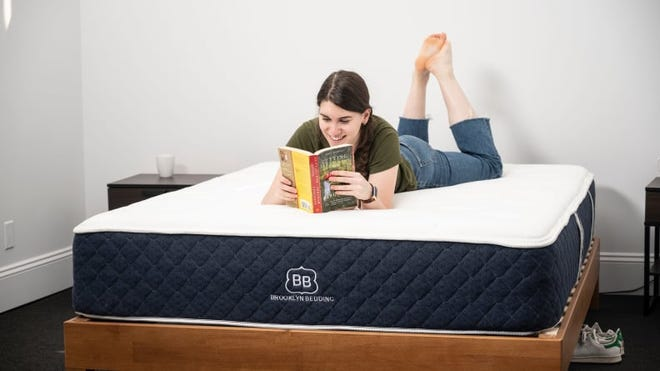 The Brooklyn Bedding Signature Hybrid is one of our favorites of its kind and you can get one for 20% off.