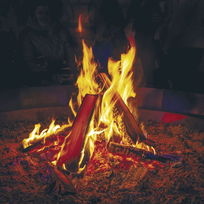 According to the Forest Service, a total of 18 illegal campfires were identified between Saturday and Monday.