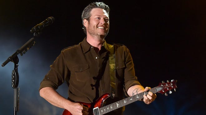 Blake Shelton is the headliner for this year's iHeartCountry Fest, set for Oct. 30 at the Erwin Center in Austin.