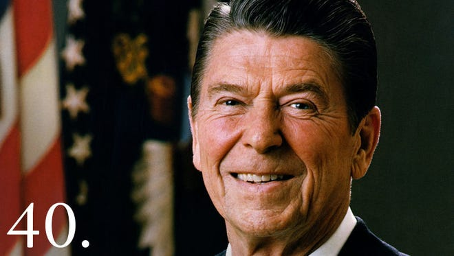 Ronald Reagan, the 40th president of the United States, created National Senior Citizens Day.