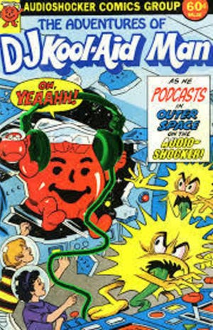 During the 1980s comics and games were available by redeeming points on Kool-Aid packages. Courtesy photo