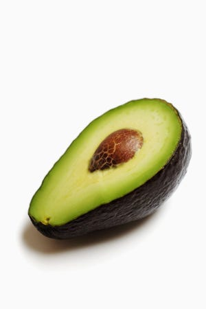 Avacados are native to Mexico and South America, and were first planted in the U.S. in 1833.