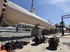 Enbridge says Michigan Line 5 tunnel viable, costs up to $500M