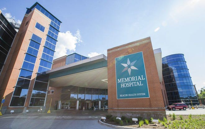 Beacon Health System leaders wrote a letter to Penn-Harris-Madison School Corp. officials expressing disappointment in the district's mask-optional policy