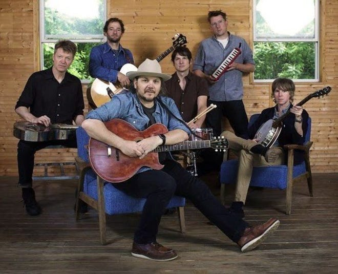 Wilco will perform at the Wonderbus Music & Arts in Columbus on Sunday, Aug. 29. Courtesy photo.