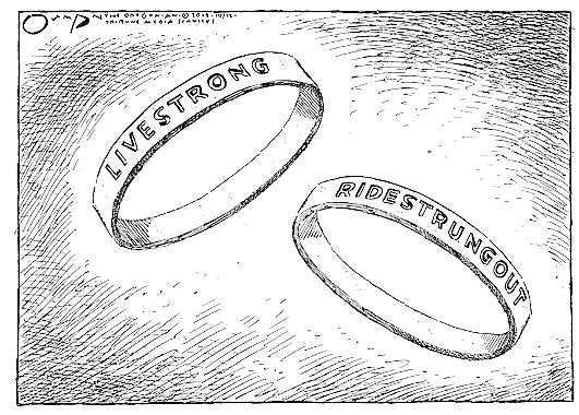 Cartoon: Livestrong?