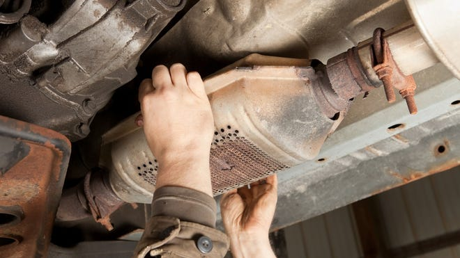Skyrocketing metal prices has led to the increase in the theft of catalytic converters, including local businesses which provide transport for senior citizens.