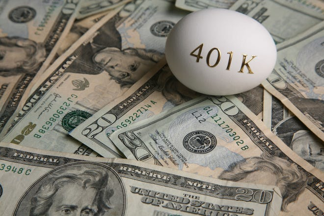 """According to a report by Financial Engines, American employees are missing out on an average $1,336 every year because they are not saving enough for their company's 401(k) match, and not getting potentially """"free money"""" back for meeting the match. ©istockphoto.com/jygallery (courtesy)"""