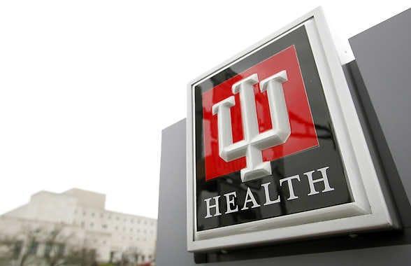 IU Health Bloomington Hospital.