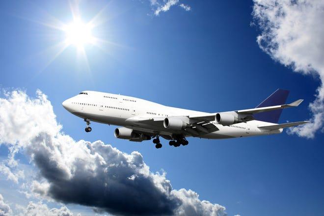 The Boeing airplane. ©istockphoto.com/felix140800 (courtesy)