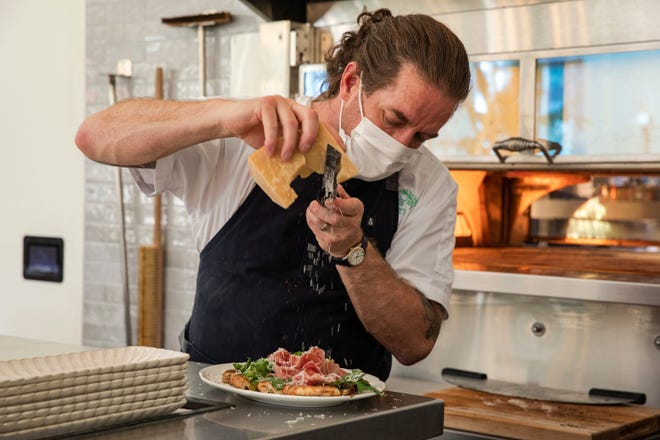 A Chef's Harvest Dinner series will commence at the Lodge this fall