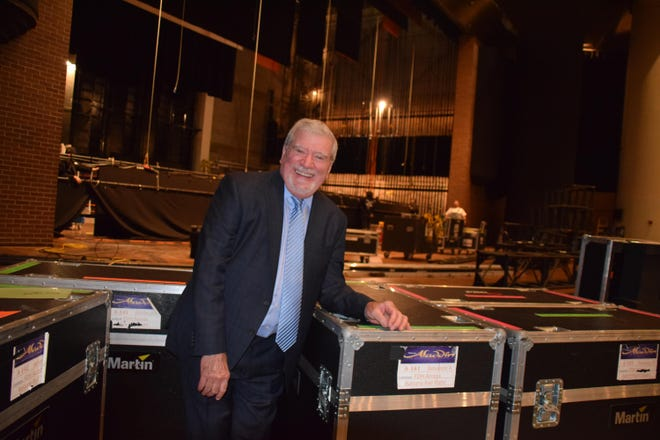 Mike Brand, executive director of Wharton Center for Performing Arts, will retire in June 2022.