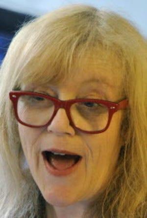 Sallyann Murphey teaches at Harmony School in 2014. (Chris Howell / Herald-Times)