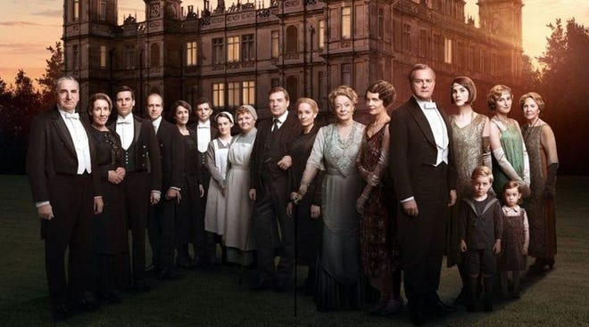 """What do you mean you've never seen a single episode of """"Downton Abbey""""?"""