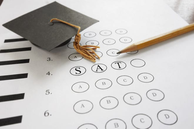 The Washoe County School District and the College Board, the nonprofit that administers the SAT, both say the other was responsible for a last-minutecancellation of the college entrance exam scheduled for Sept. 25 at Galena High School.