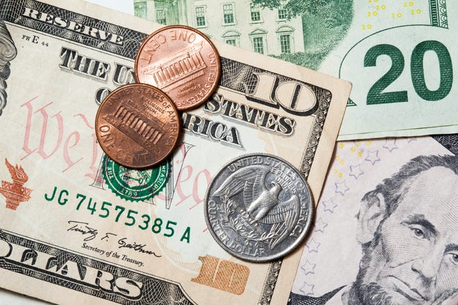 Ohio's minimum will increase from $8.80 to $9.30 per hour for non-tipped employees next year due to inflation.