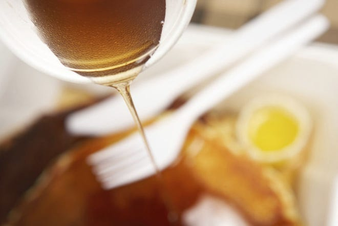 Backyard maple syrup class offered