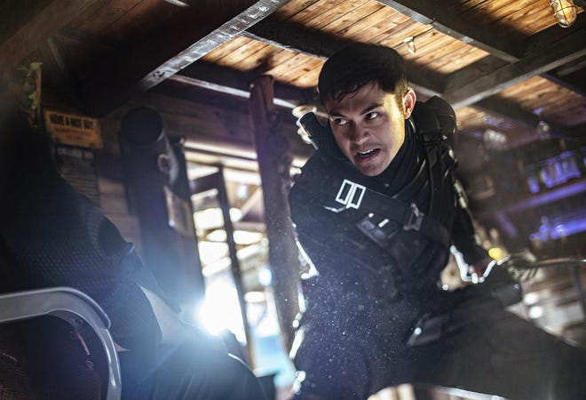 """Henry Golding stars in """"Snake Eyes: G.I. Joe Origins."""""""